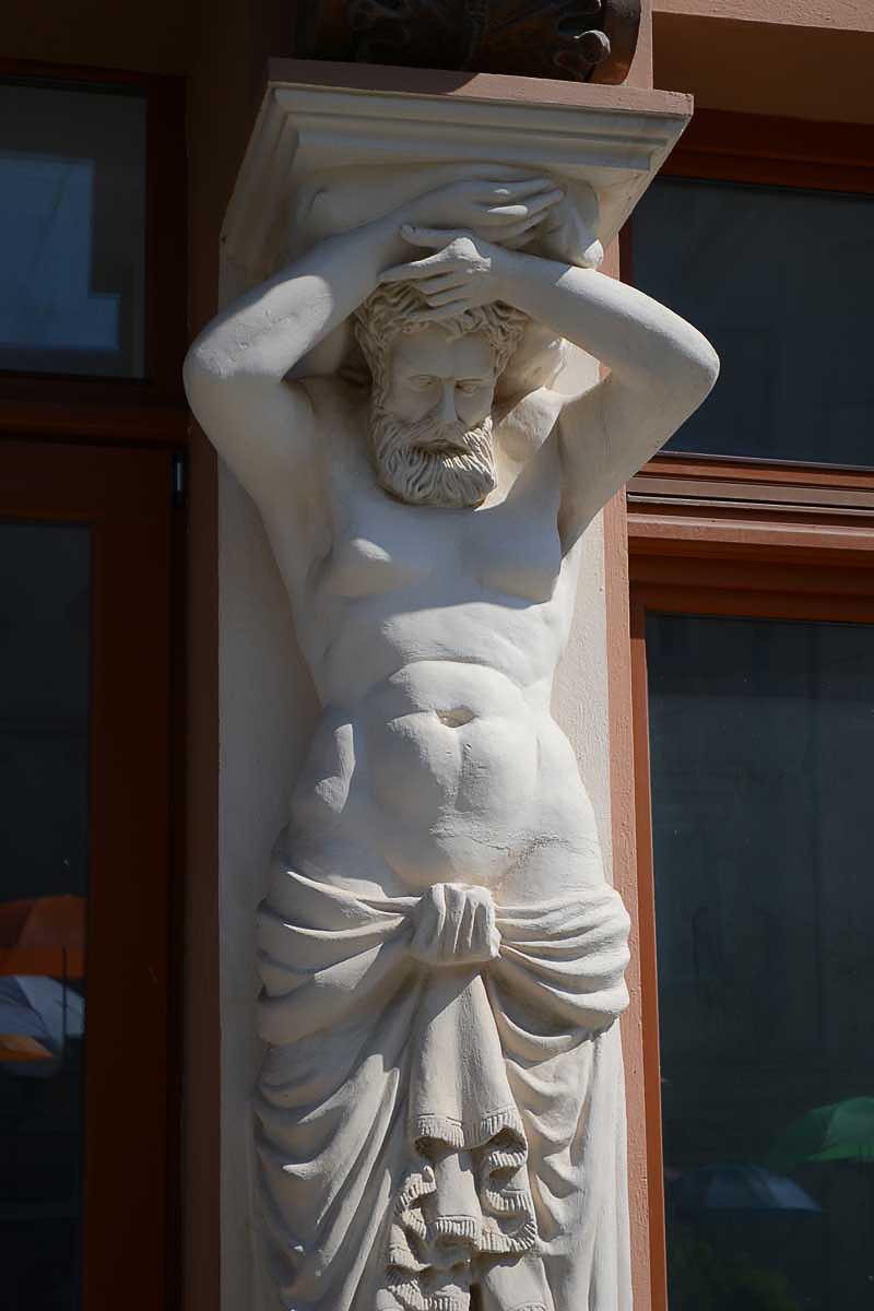 Turul Moștenirea Greacă