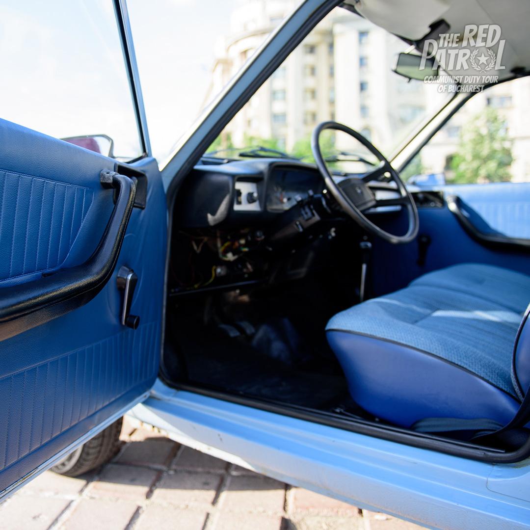 RedPatrol - Cu Dacia tot inainte!