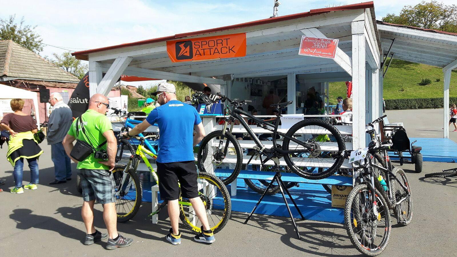 Inchirieri Biciclete Mountain Bike Brasov
