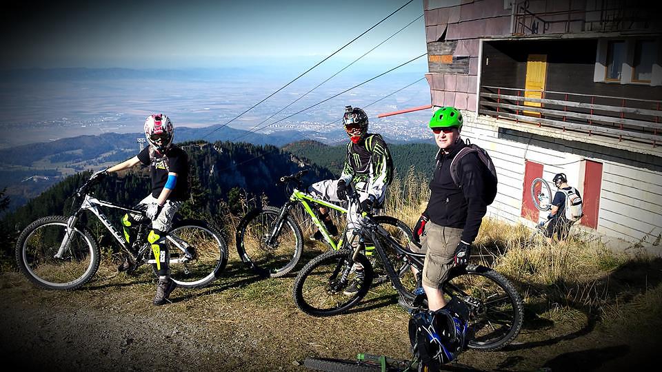 Cursuri Mountain Bike Brasov