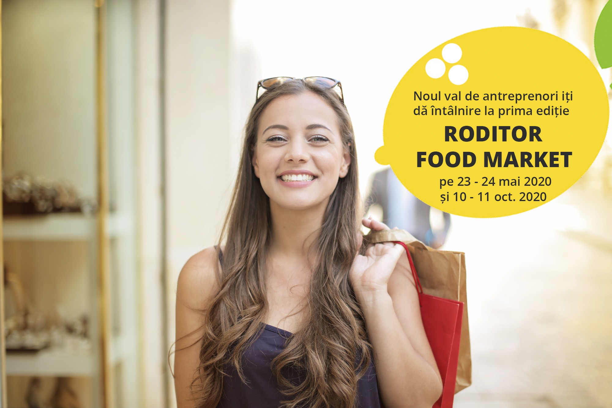 Roditor Food Market 2020 București