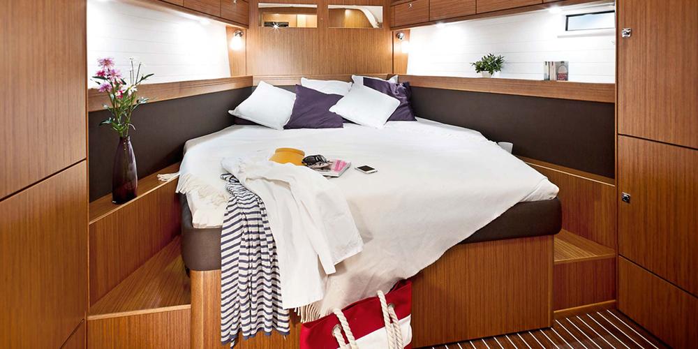 Descoperiți Sailingul – o zi de relaxare la bordul yacht-ului Bavaria