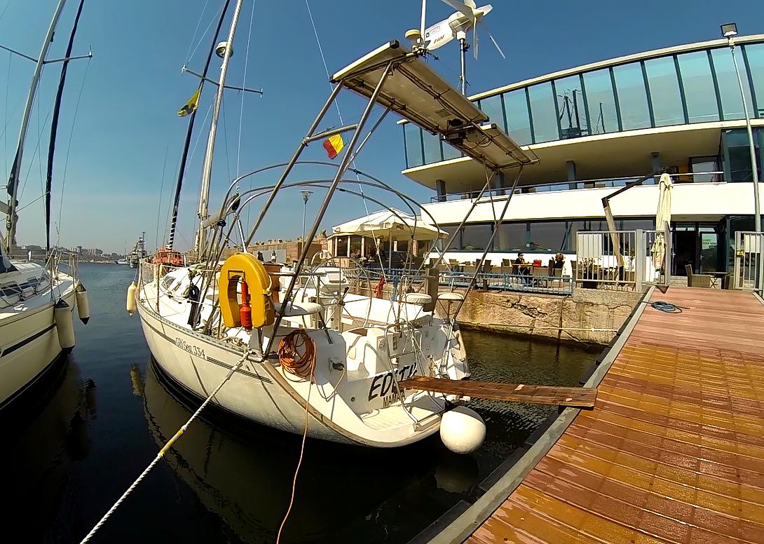 """Croazieră cu Velierul """"EDITH"""" pe Marea Neagră"""