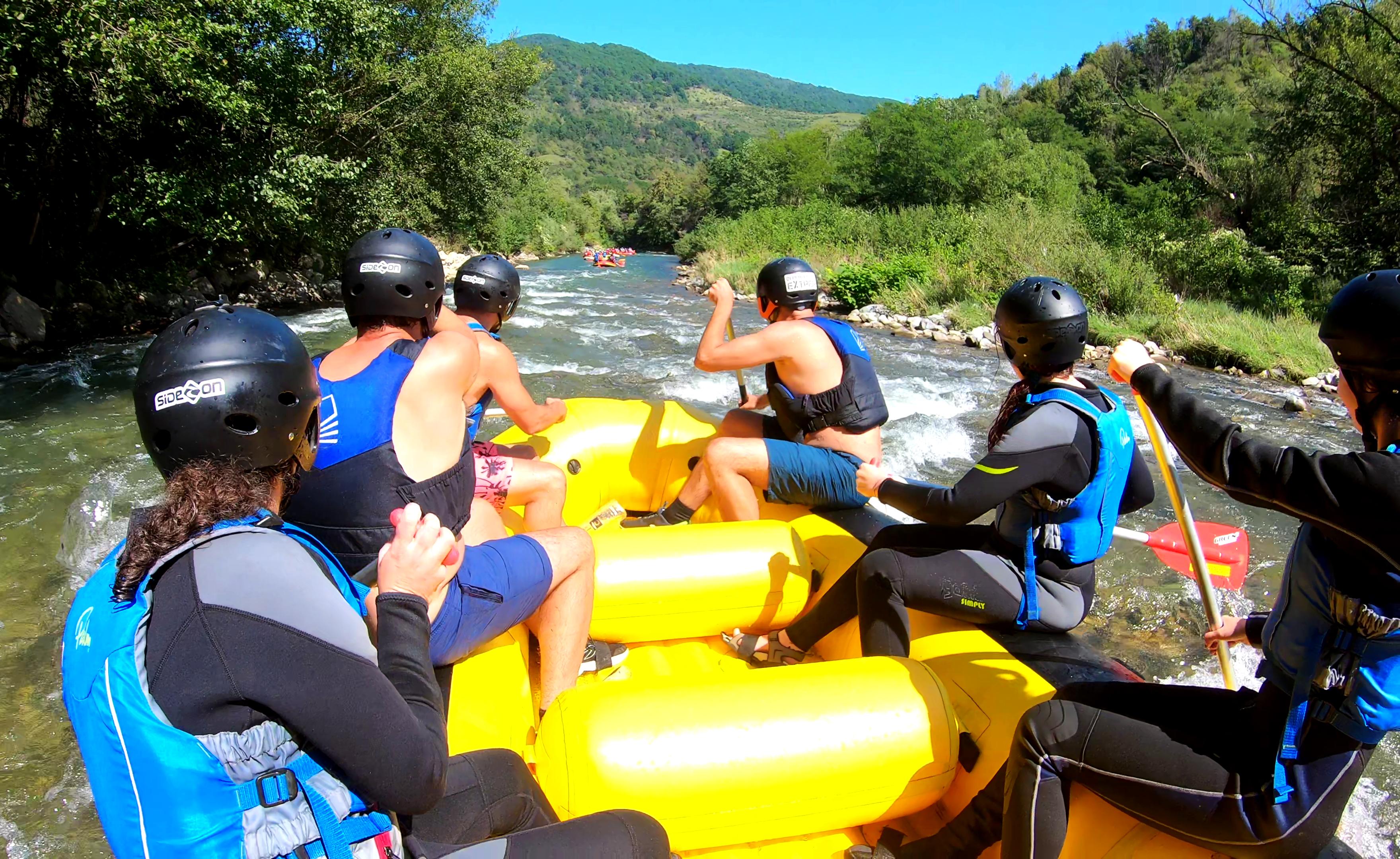 Rafting pe Arieș