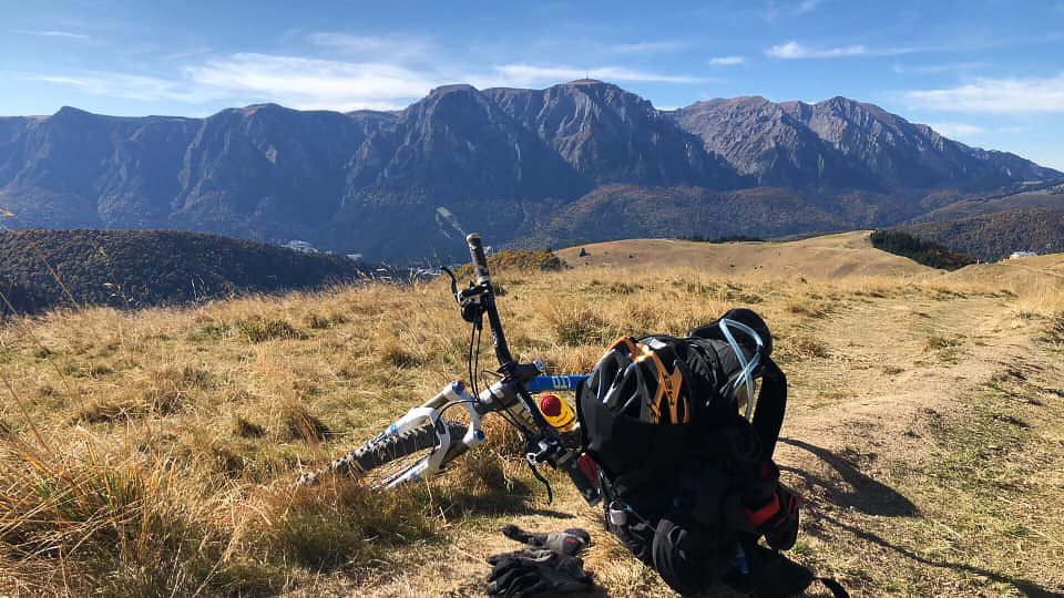 Tur Ghidat cu Bicicleta si Mountain-Bike pe Valea Prahovei