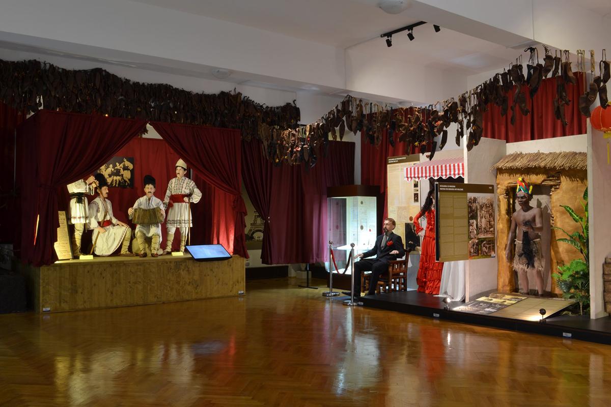 Vizitează Muzeul Județean Buzău