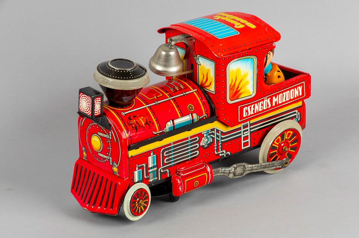 Expoziția Muzeul Jucăriilor la MNIR
