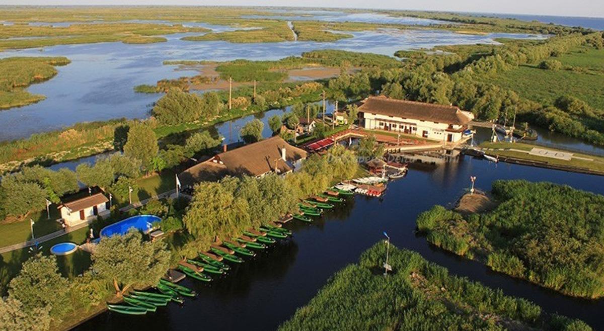 Sejur în Delta Dunării la Holbina, cu excursie la Gura Portiței