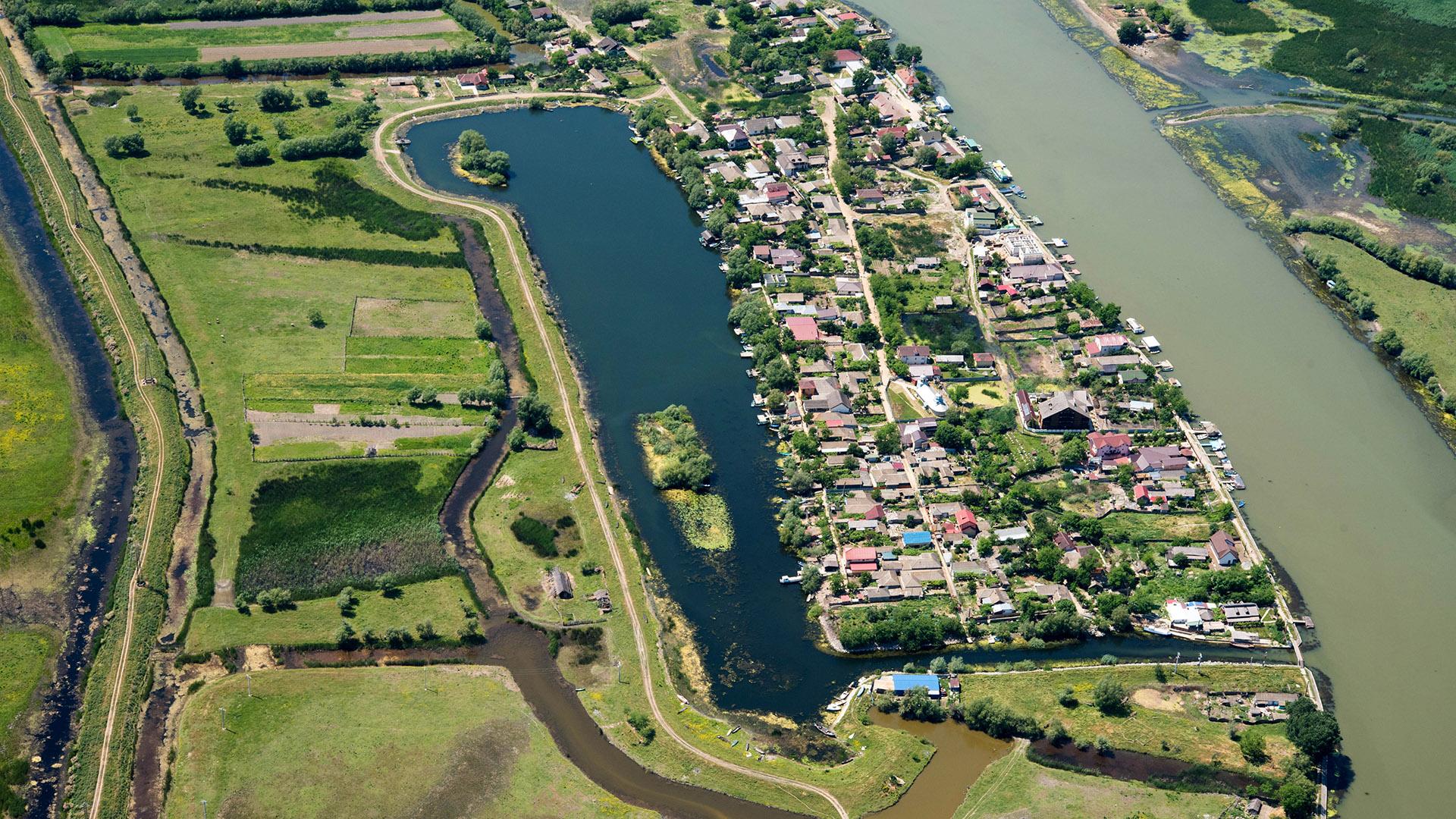 Sejur în Delta Dunării la Mila 23 cu excursie Sulina și Sf. Gheorghe