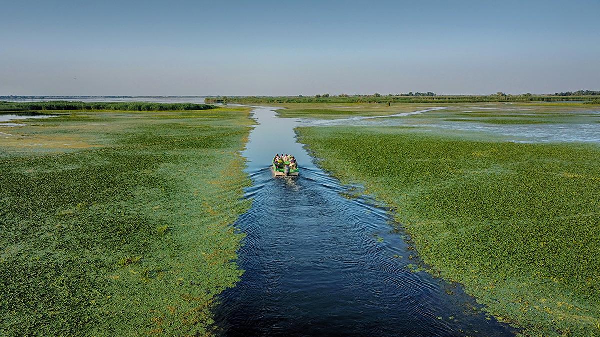 Sejur în Delta Dunării la Mila23, Lacuri, Letea și Sulina