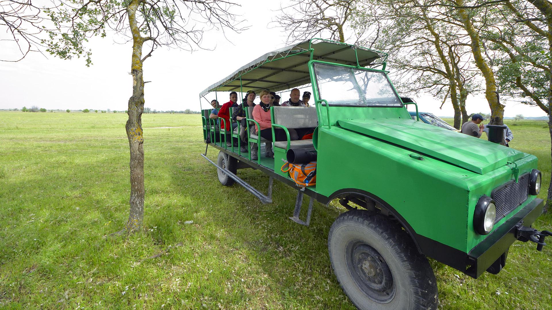 Sejur de Rusalii în Delta Dunării - Letea, Sulina, Sf Gheorghe