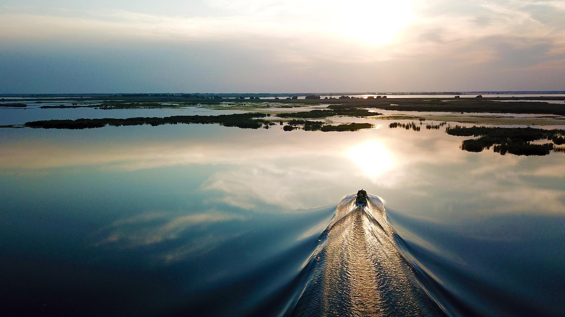 Sejur Privat în Delta Dunării, Mila23, cu excursii zilnice incluse