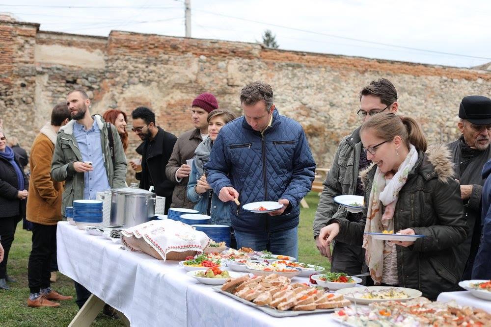Tur Gastronomic în împrejurimile Sibiului