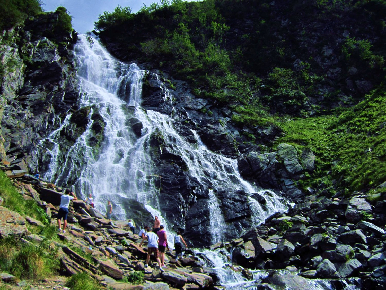 Excursie de o zi la Bâlea Lac și Castelul de Lut Valea Zânelor