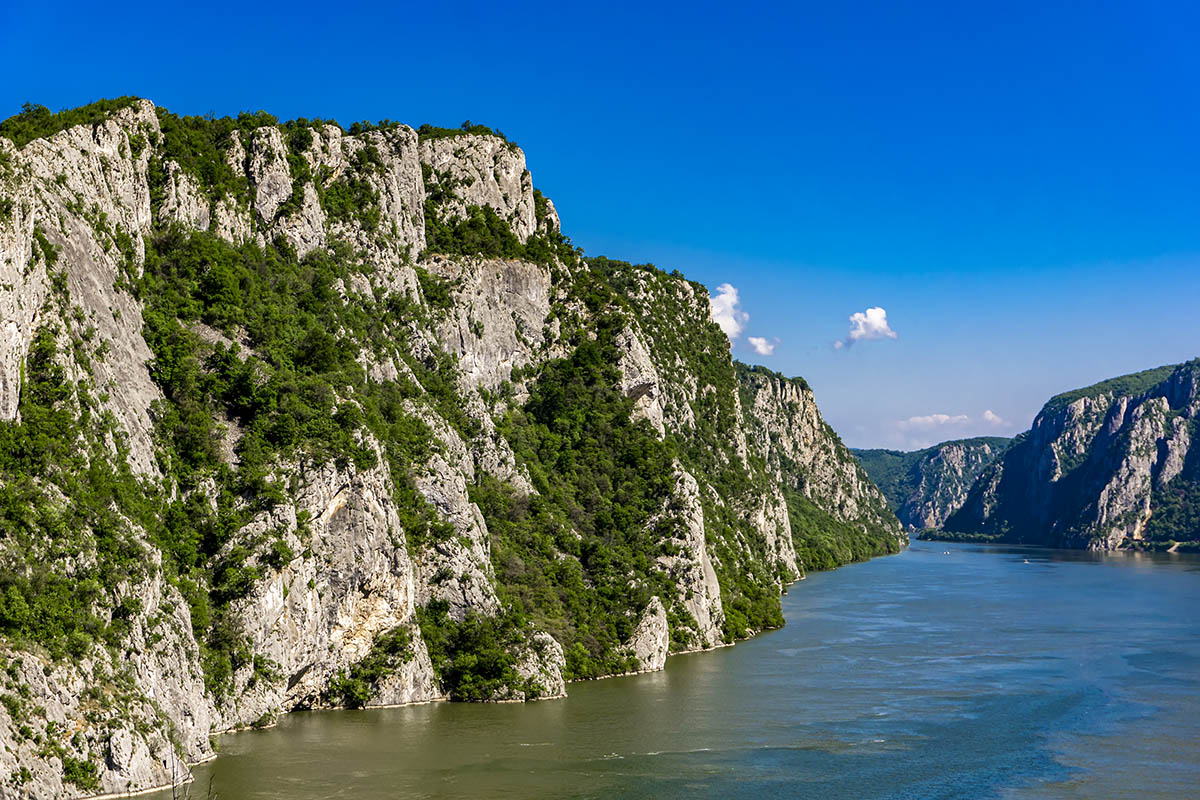 Lecții de ski nautic pentru începatori/avansați pe Dunăre