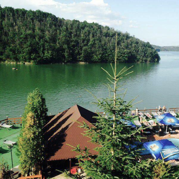 Plimbare pe Dunăre cu Ski Nautic