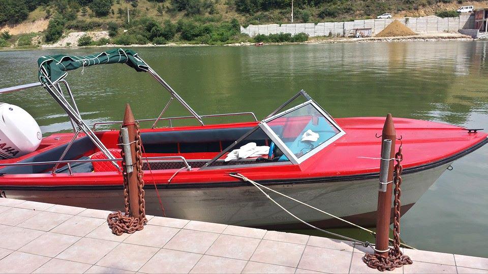 Plimbare cu gogoșarul pe Dunăre