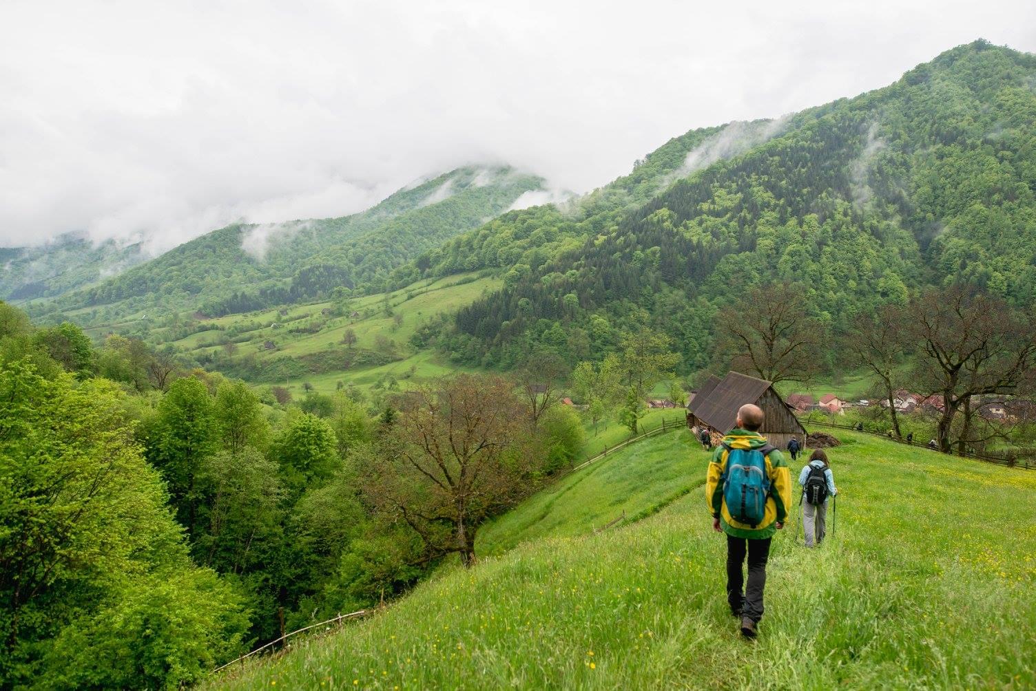 Drumeție în Mărginimea Sibiului
