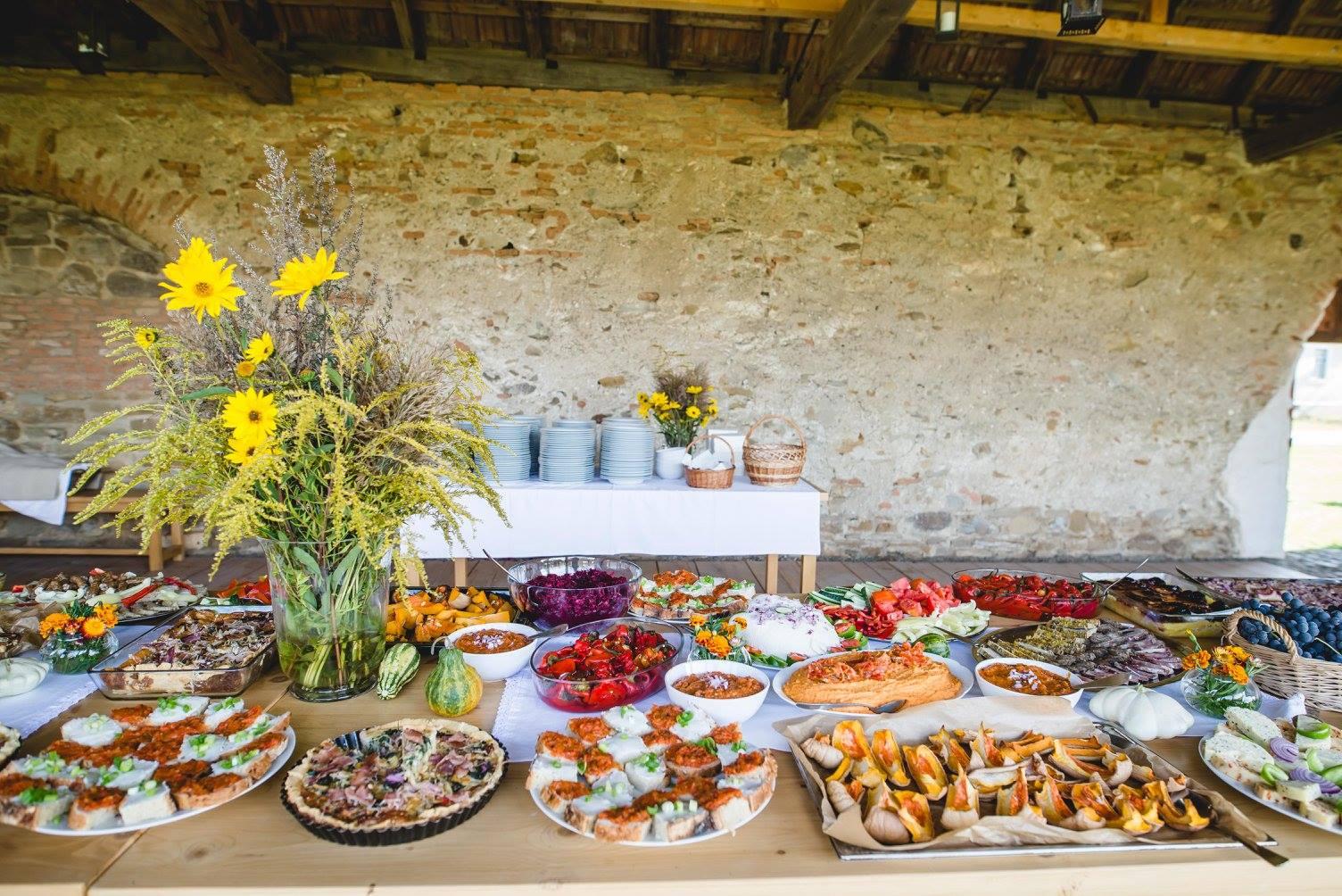 Experiență gastronomică într-un sat idilic