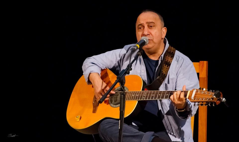 """Emeric Imre - concert """"Serile Folk la Alunis"""" (intrarea este libera)"""