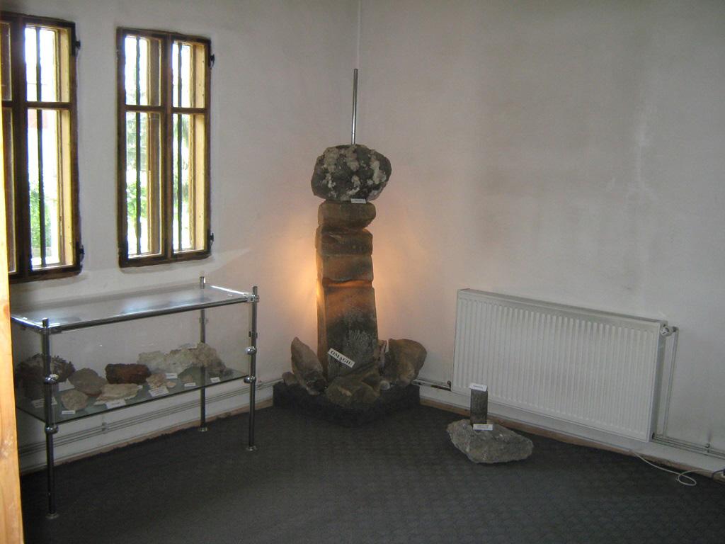 Vizitează Muzeul Sării Slănic