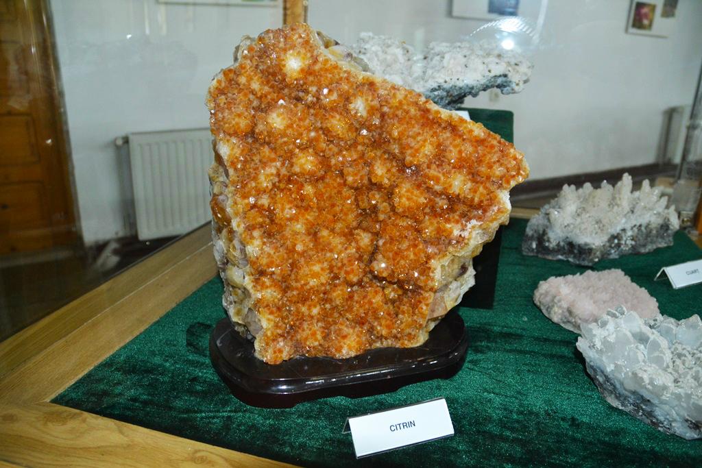 Vizitează Muzeul Flori de Mină