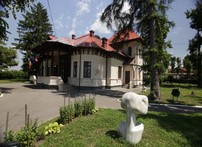 Vizitează Muzeul Scriitorilor Dâmboviţeni