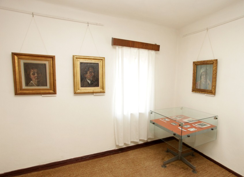 """Casa - Atelier """"Gheorghe Petrașcu"""""""