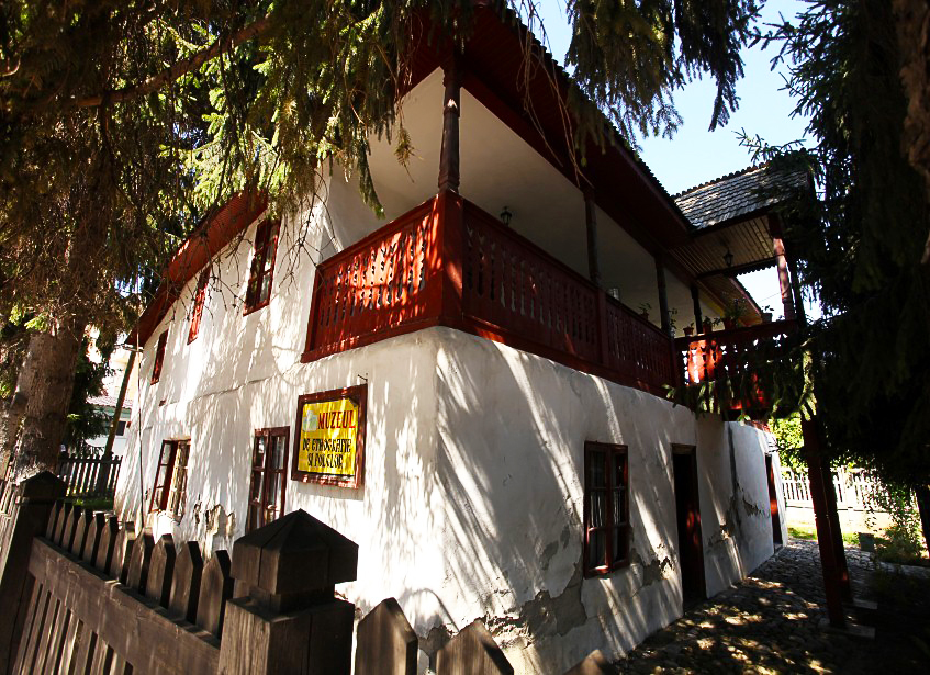 Vizitează Muzeul de Etnografie și Folclor - Pucioasa