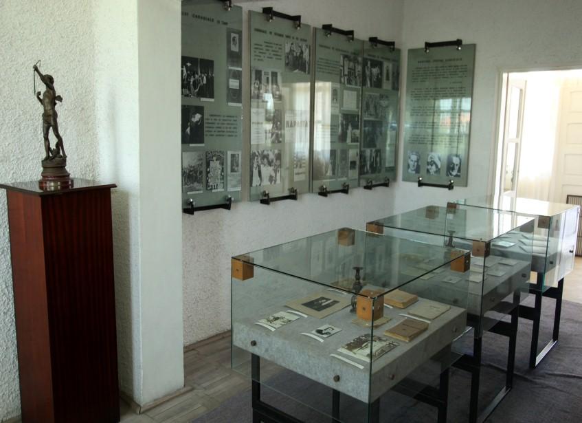 """Casa Memorială """"I. L. Caragiale"""""""