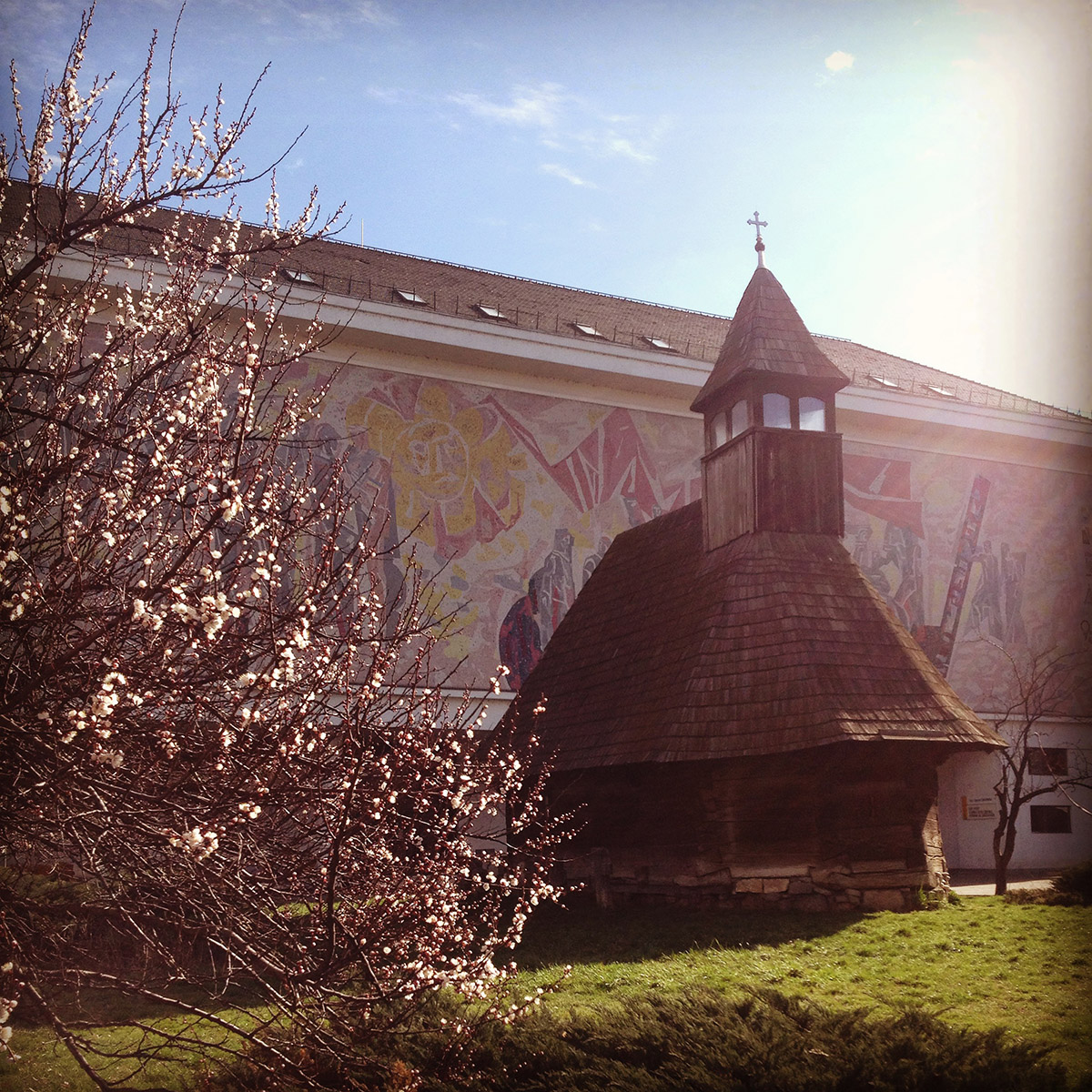Muzeul Național al Țăranului Român