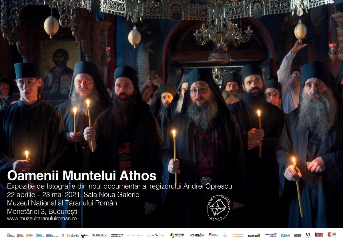 Oamenii Muntelui Athos - Expoziție de fotografie