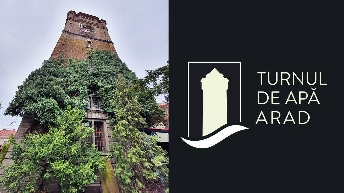 Vizitează Turnul de Apă din Arad