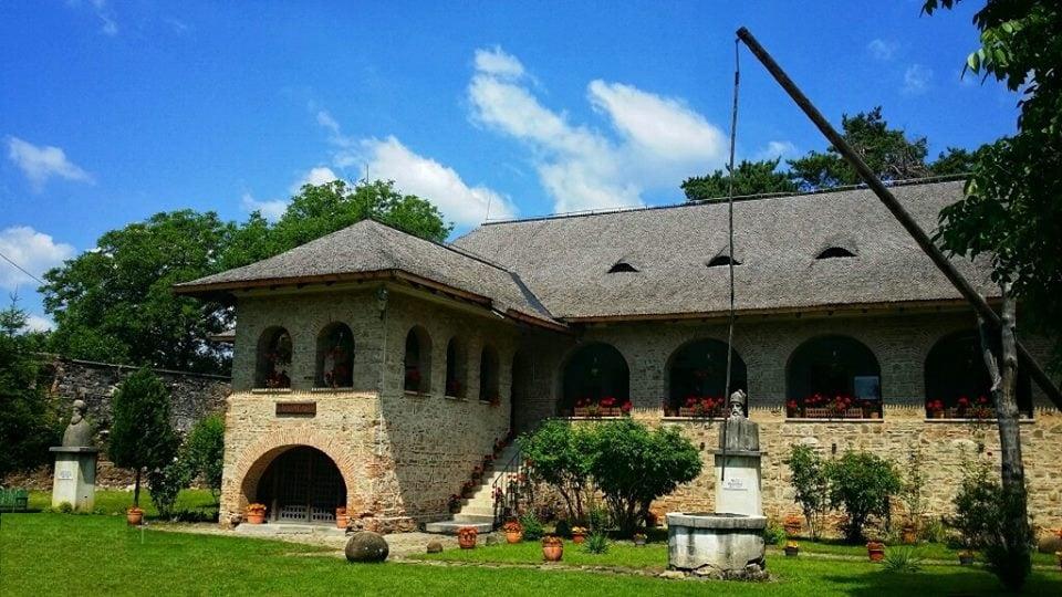 """Muzeul """"Casa Domnească"""" Brebu"""