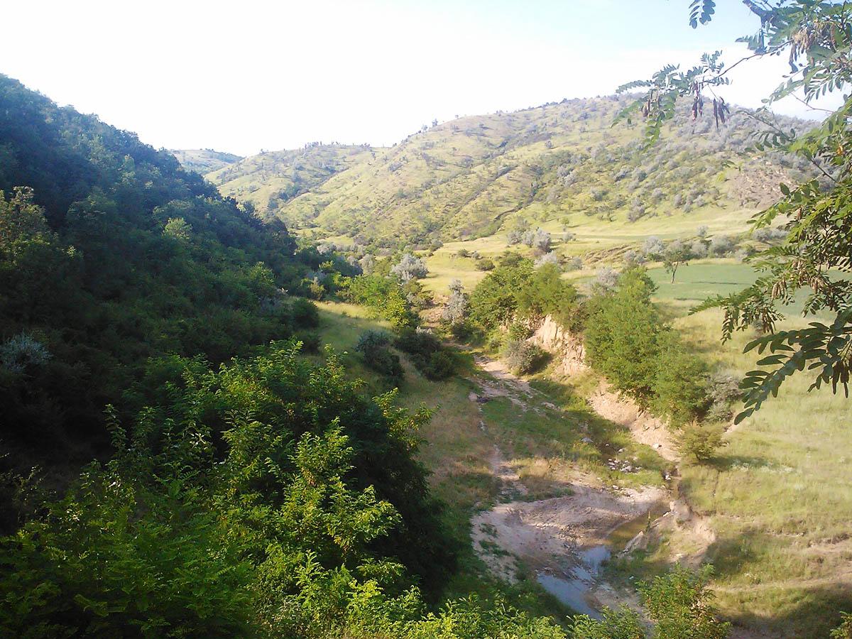 Rezervaţia Arheologică Budureasca