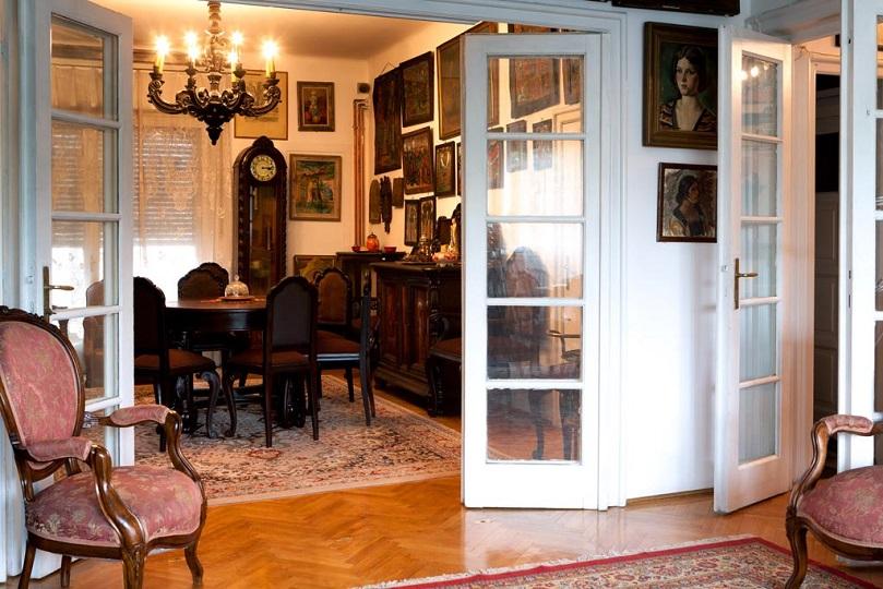 """Casa Memorială """"Liviu și Fanny Liviu Rebreanu"""""""