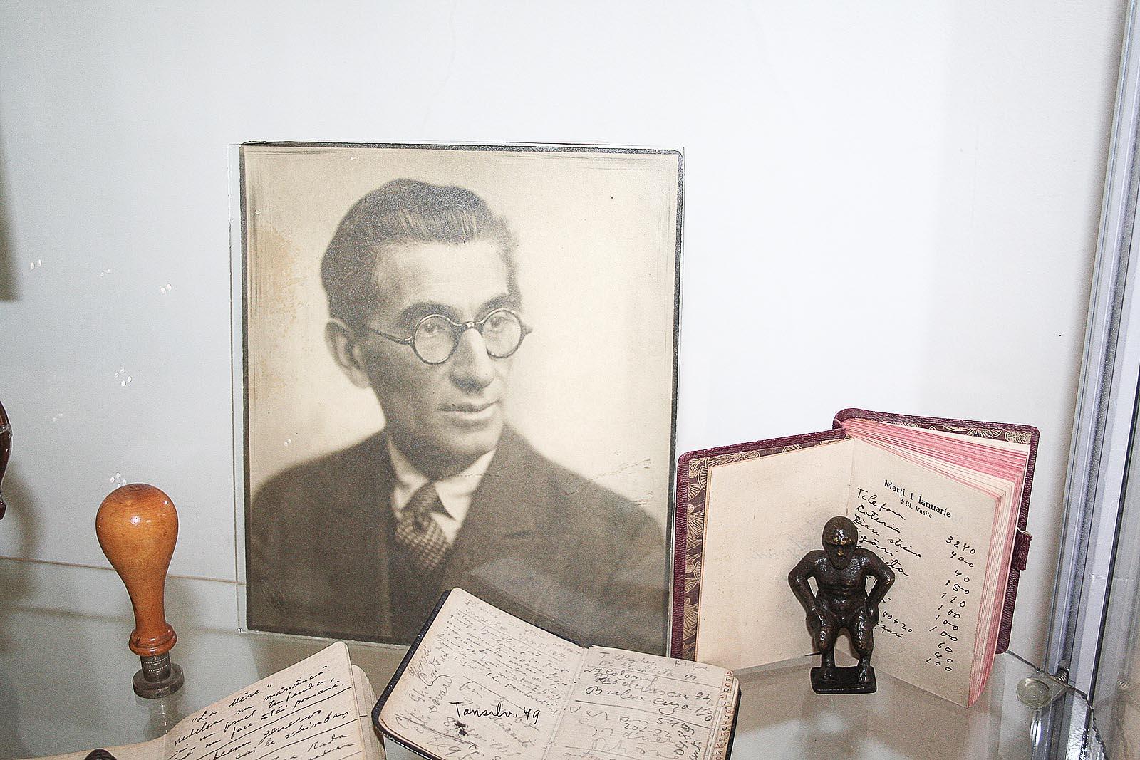 "Casa Memoriala ""Panait Istrati"""