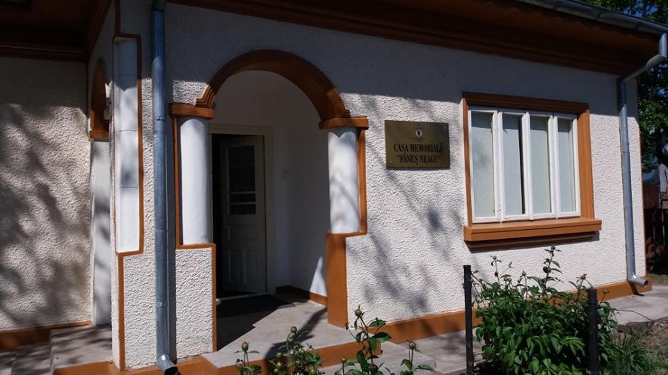 """Casa Memoriala """"Fanus Neagu"""""""