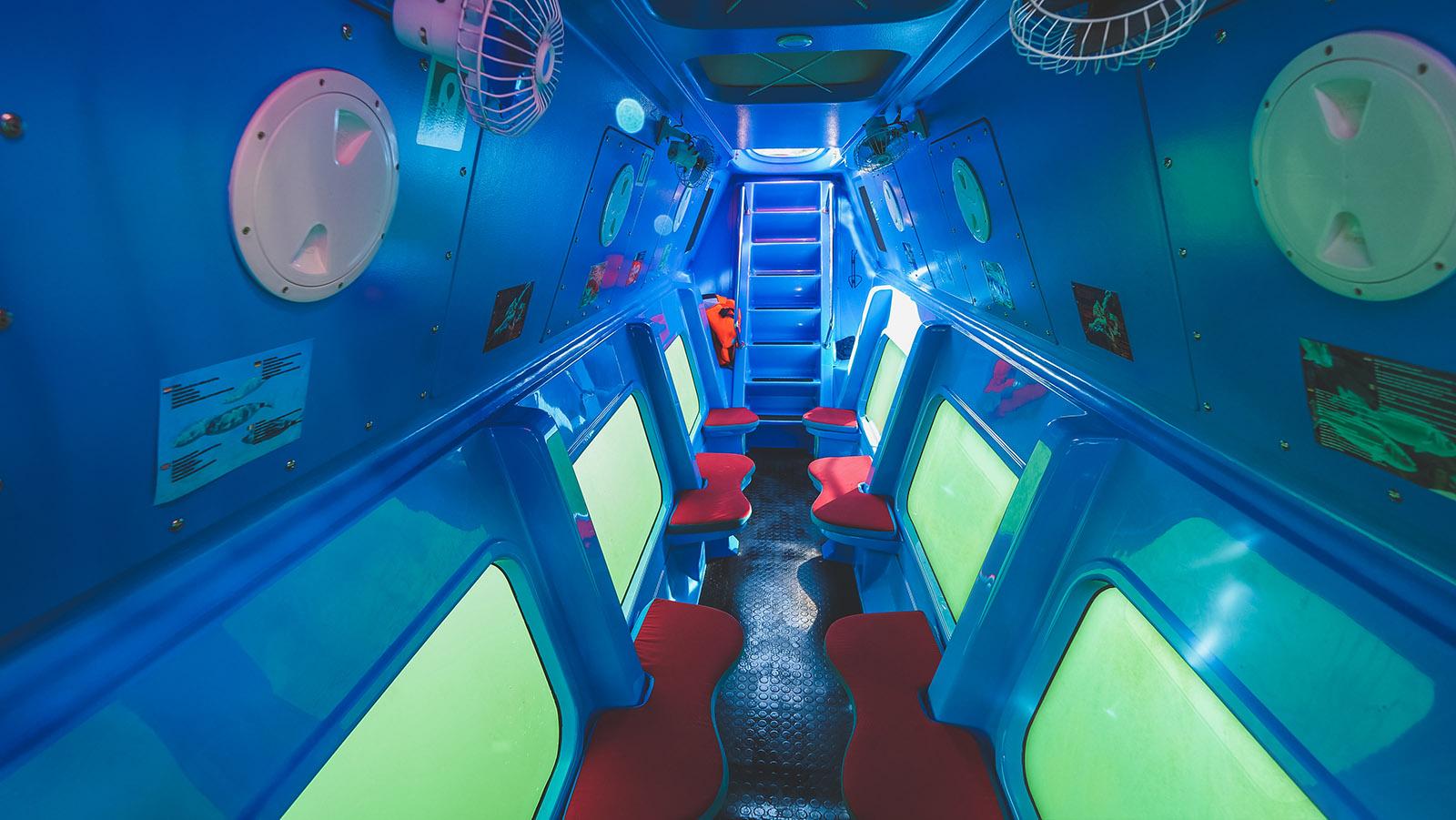 Aventură copii cu Semi-Submarinul Nemo