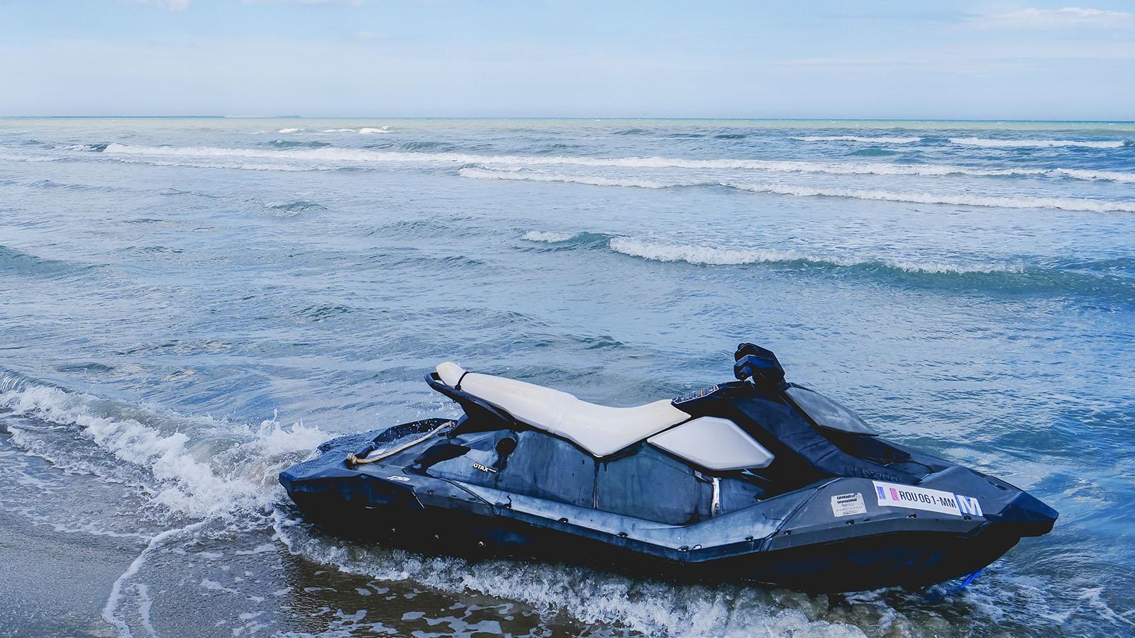 Jet Ski Safari pe coasta Mării Negre
