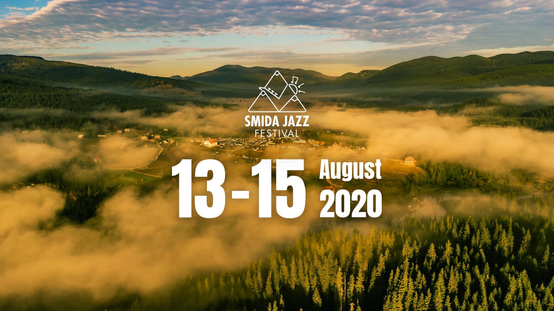 Smida Jazz Festival 2020 Cluj