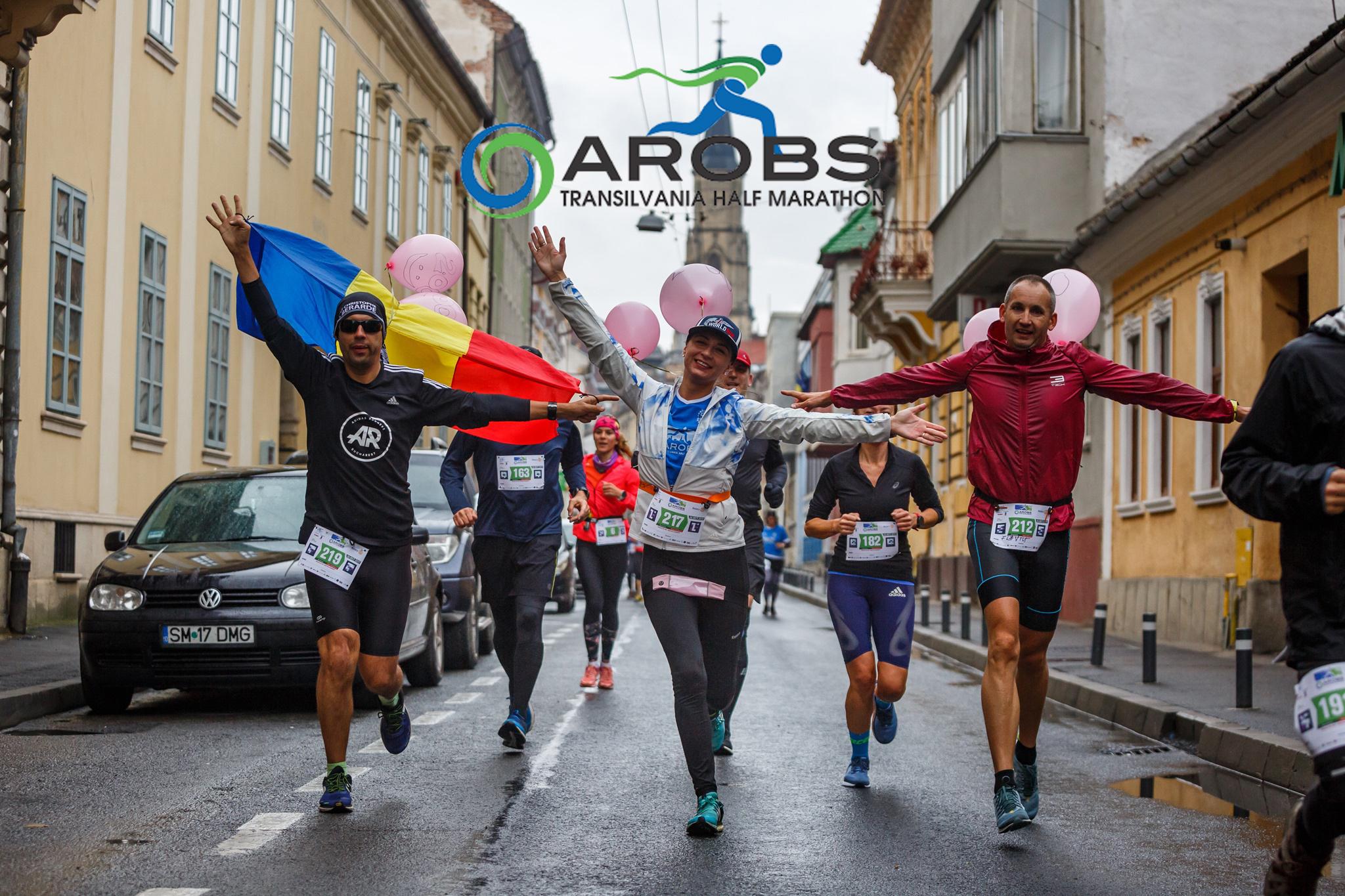 AROBS Transilvania Half Marathon 2020 Cluj-Napoca