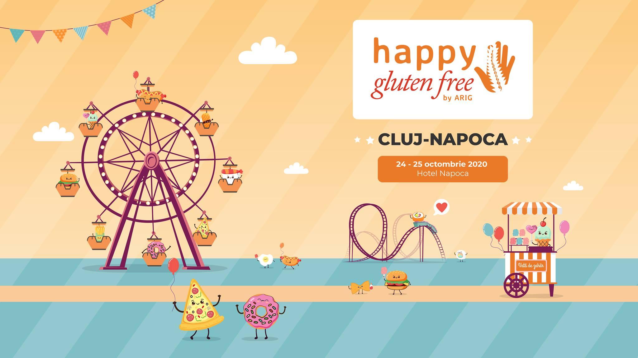 Happy Gluten Free 2020 - Cluj-Napoca