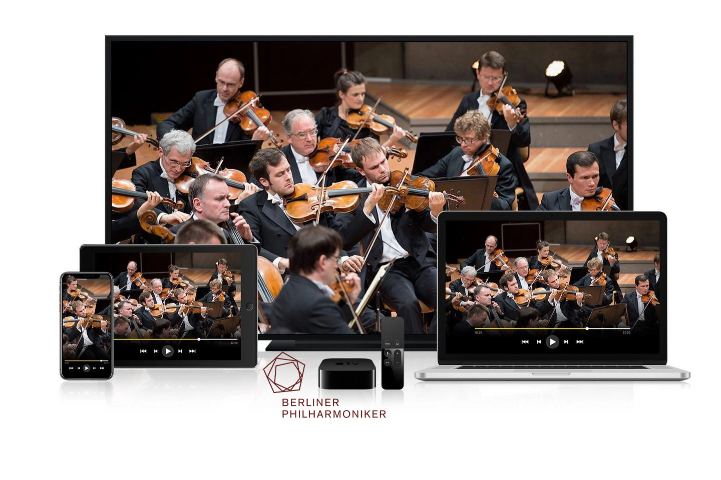 Berliner Philharmoniker (Digital Concert Hall ONLINE 2020)