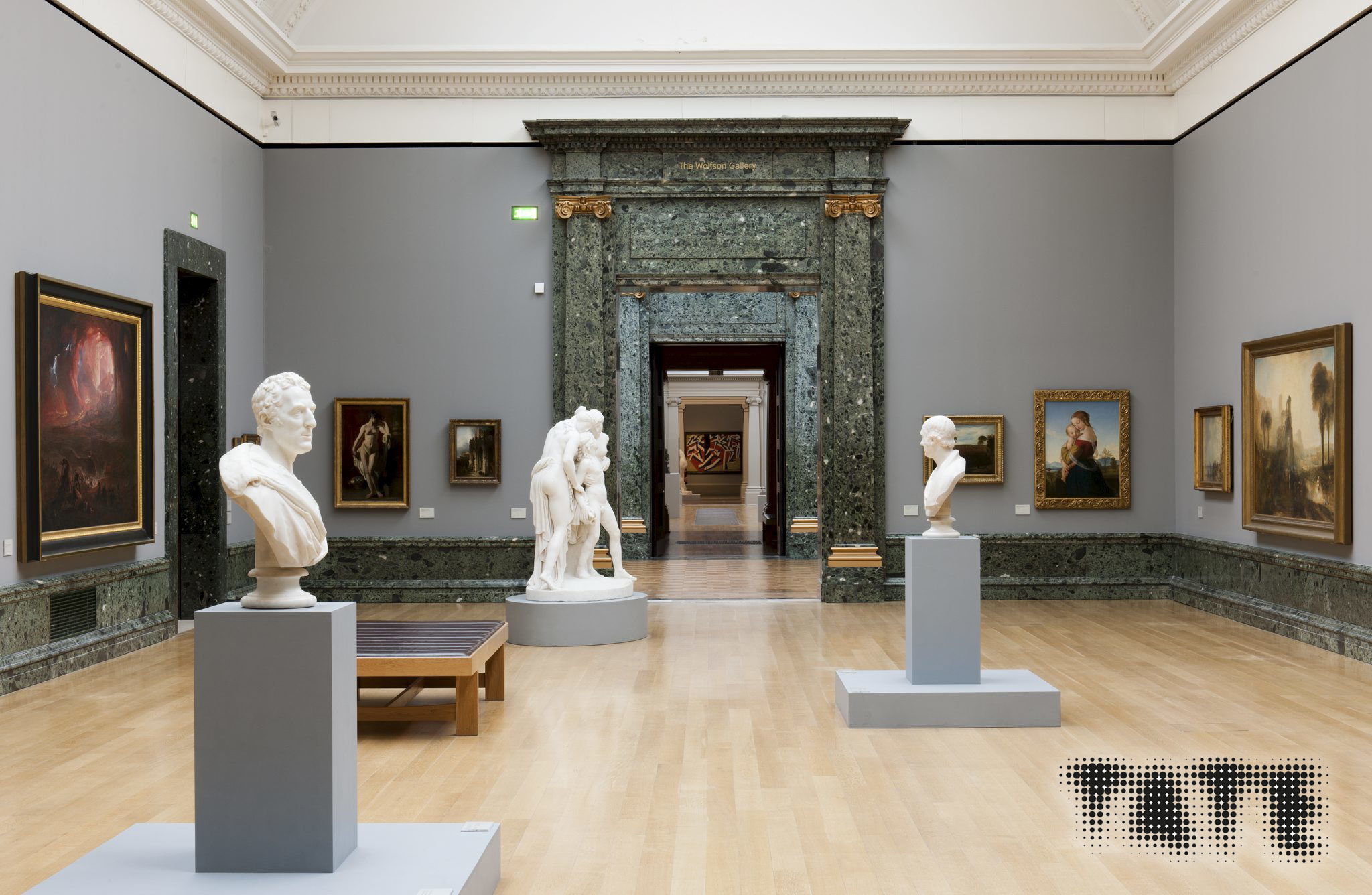 Vizitează virtual Muzeul TATE Britain (Londra, UK) 2020