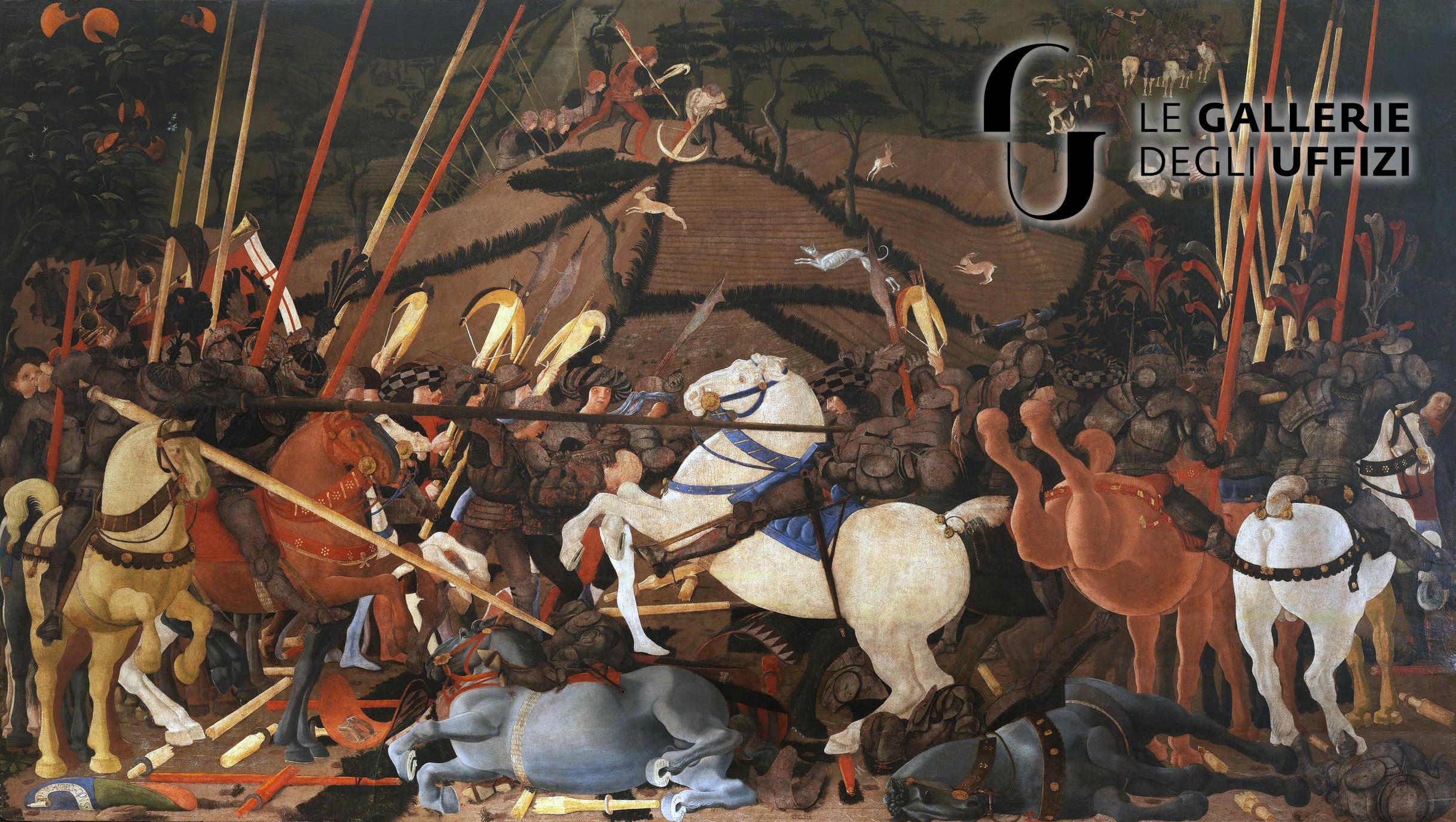 Vizitează virtual Galeria Uffizi (Florența, Italia) 2020