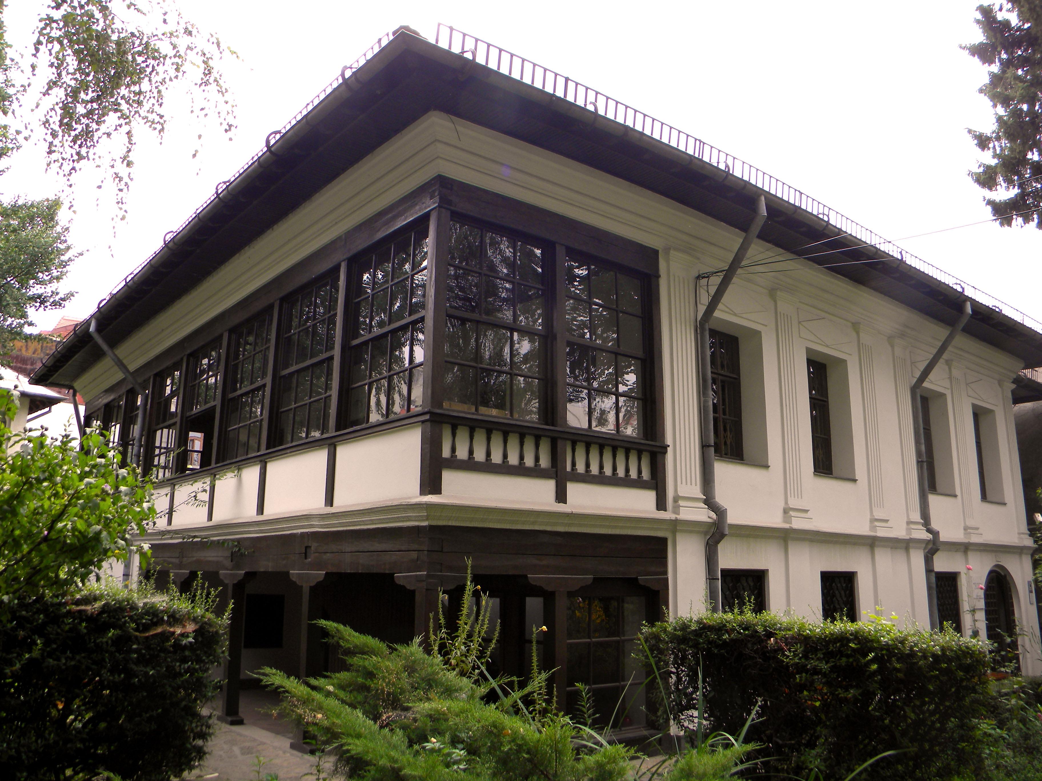Turul virtual al Muzeului Theodor Pallady, București