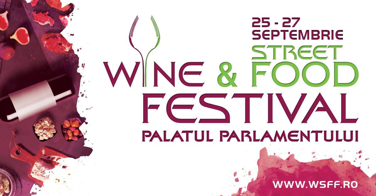 Wine and Street Food Festival 2020 București