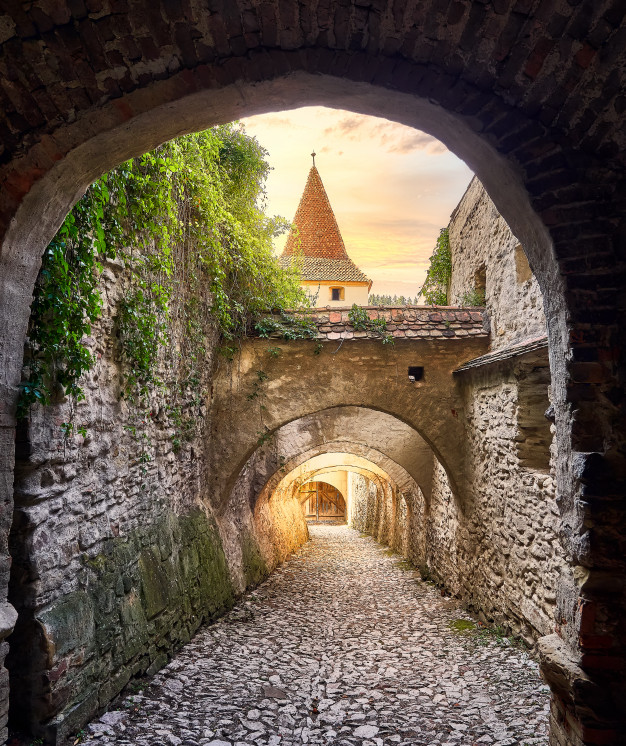 Turul bisericilor săsești fortificate