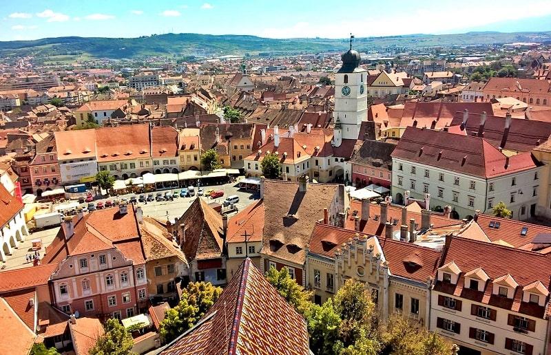 Excursie de o zi la Castelul Corvinilor și Sibiu cu plecare din Timișioara
